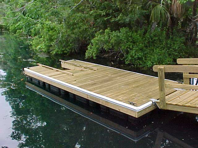 Floating Docks And Hardware Permafloat Dock Flotation