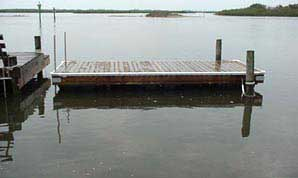 Floating Docks and Hardware – Permafloat Dock Flotation Devices, Dow